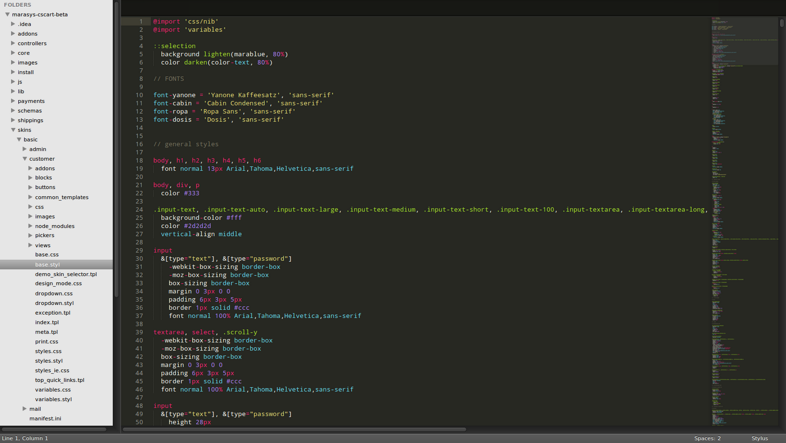 установка Sublime Text из репозитория Ubuntu