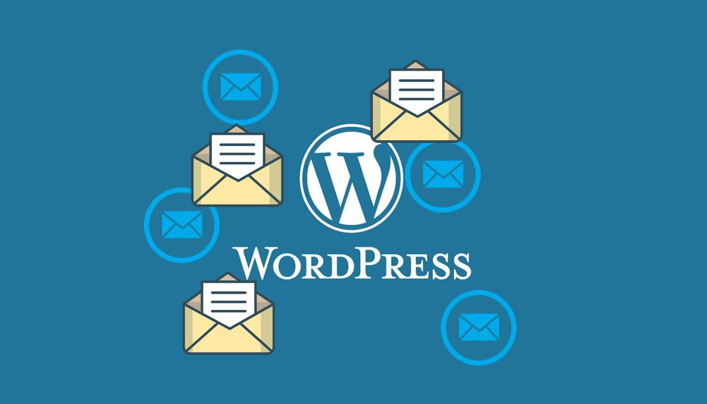 WordPress меняем отправителя почты